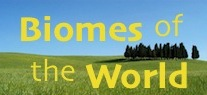 Types of biomes pic