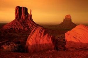 Desert Biome Landscape